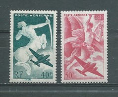 FRANCE   Yvert  PA  N° 16 Et 17 * - 1927-1959 Neufs