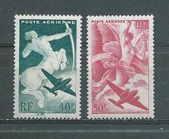 FRANCE   Yvert  PA  N° 16 Et 17 * - Poste Aérienne