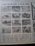 DOMENICA DEL CORRIERE 1951 GERA LARIO LEGNANO BASSANO DEL GRAPPA - Libri, Riviste, Fumetti