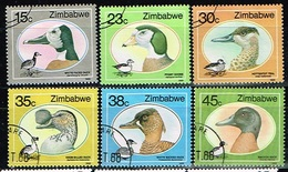 ZIMBABWE /Oblitérés/Used/1988 - Oies Et Canards Sauvages - Zimbabwe (1980-...)