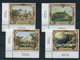 """Pitcairn - Mi.Nr. 932 / 935 - """"Pitcairn In Der Kunst"""" ** / MNH (aus Dem Jahr 2015) - Briefmarken"""