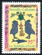 NOUV.-CALEDONIE 2015 - Yv. 1240 ** SUP - Cagou. Philatélie à L'école  ..Réf.NCE24198 - New Caledonia