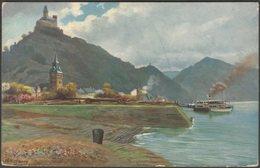 H Hoffmann - Braubach Und Die Marksburg, C.1910 - Edmund Von König AK - Braubach