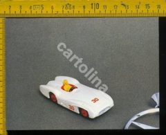 Cartolina Postcard Dinky Toys Auto Mercedes Benz - Cartoline