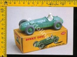 Cartolina Postcard Dinky Toys Auto HWM - Cartoline