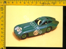 Cartolina Postcard Dinky Toys Auto Bristol 450 - Cartoline