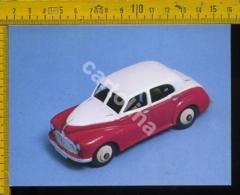 Cartolina Postcard Dinky Toys Auto Morris Oxford - Cartoline