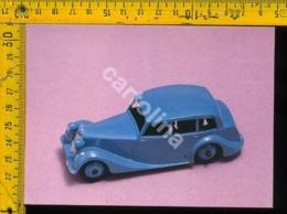 Cartolina Postcard Dinky Toys Auto Triumph 1800 - Cartoline
