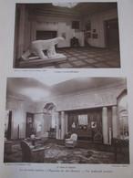 1925 L OURS DE POMPON  à L Exposition Des Arts Décoratifs  Architecture Intérieure - Sin Clasificación