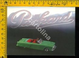 Cartolina Postcard Dinky Toys Auto Packard - Cartes Postales