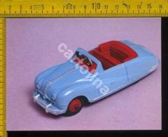 Cartolina Postcard Dinky Toys Auto Austin Atlantic - Cartoline