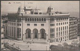 La Poste, Alger, C.1910s - CAP CPA - Algiers