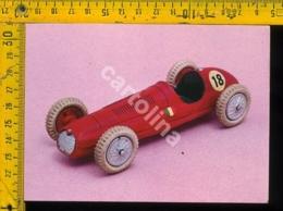 Cartolina Postcard Mercury Toys Auto Maserati GP - Cartoline
