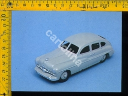 Cartolina Postcard Dinky Toys Auto Ford Vedette - Cartoline