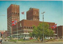 Norway  Oslo - The City Hall.  # 0886 - Norway