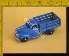 Cartolina Postcard Dinky Toys Auto Camion Maraicher Studebaker - Cartoline