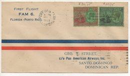 AIR MAIL LETTER 1' Volo Del 26 09 1929 #52 - Trindad & Tobago (1962-...)