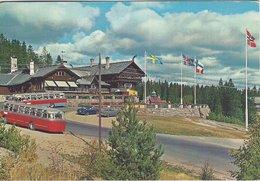 Norway  Oslo - Frogneseteren  Restaurant. Sent To Denmark 1961.  # 05986 - Norway