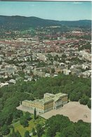 Norway - Oslo. The Royal Castle Seen From An Airplane.  B-3236 - Norway