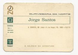 Calendar * Portugal * 1969 * Ourivesaria Do Norte * Porto - Calendars