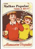 Calendar * Portugal * 1970 * Malhas Popular * Armazém Popular * Porto - Calendars