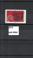 Adhésif Pro De 2014 Neuf**  Y&T N° 930A - KlebeBriefmarken