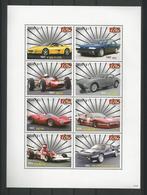 Nevis 2007 Ferrari Sheet  Y.T. 1989/1996 ** - St.Kitts And Nevis ( 1983-...)