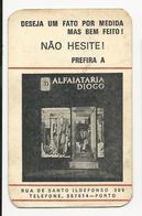 Calendar * Portugal * 1978 * Alfaiataria Diogo * Porto - Calendars