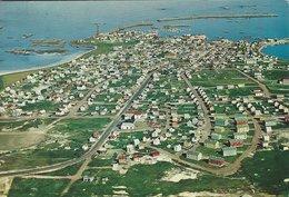 Norway - Andenes - View..  Sent To Denmark 1974    B-3243 - Norway