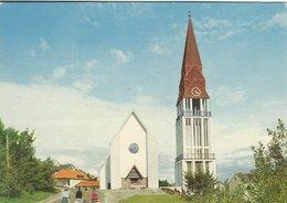 Norway - Molde. Kirken. The Church.  B-3244 - Norway