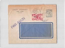 9944 02 CREDIT LYONNAIS ALEP SYRIE - Syrie