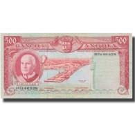Billet, Angola, 500 Escudos, 1970, 1970-06-10, KM:97, TTB - Angola