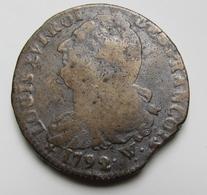 PIECE LOUIS 16 2 SOLS 1792 W - 1789-1795 Monnaies Constitutionnelles
