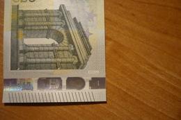 W002 G2 Draghi 5 EURO 2013 W002G2 WA3613811941 - 1968 Unc, Neuf - EURO
