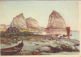 Norway -Trenstavene   Helgeland   B-3251 - Norway