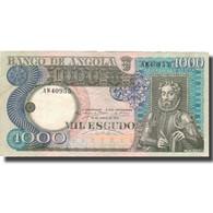 Billet, Angola, 1000 Escudos, 1973, 1973-06-10, KM:108, TTB+ - Angola
