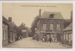 Grainville-la-Teinturière    Route De Bosville - Sonstige Gemeinden