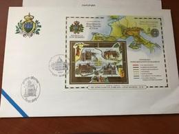 San Marino Holy Year FDC 2000 - FDC
