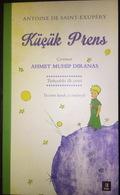 LITTLE PRINCE Saint Exupery TURKISH LANGUAGE COLORED PRINT Ahmet Muhip Dranas - Livres, BD, Revues