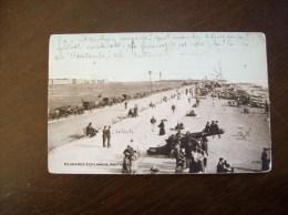 Angleterre - Carte Postale Ancienne De Southsea: Clarence Esplanade - Portsmouth