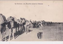 PS / SYRIE . La Caravane Vers SOUEÏDA Suivant La Colonne - Syrien