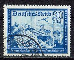 DR 1939 // Mi. 711 O (030..050) - Gebraucht