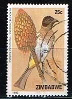 ZIMBABWE /Oblitérés/Used/1992 - Bulbul Des Jardins - Zimbabwe (1980-...)