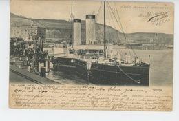 ROYAUME UNI - ENGLAND - KENT - DOVER - The CALAIS Boat - Dover