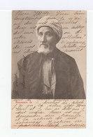 Sur Carte Postale De Constantinople Type Sage 10 C. Noir Et Lilas. CAD Constantinople Turquie 1901. (783) - 1858-1921 Empire Ottoman