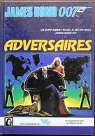JEU DE ROLE JAMES BOND 007 - Adversaires - Jeux De Société