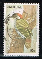 ZIMBABWE /Oblitérés/Used/1992 - Pic Cardinal - Zimbabwe (1980-...)