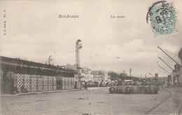 Bateaux : Les Quais : ( Bordeaux - Gironde ) - Sonstige