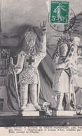 Eglise Vivante Et Parlante De MENIL-GONDOUIN  -   Charlemagne Et Jeanne D  ' Arc - France
