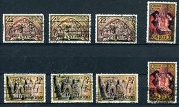 ESPAGNE LOT DE 43 TIMBRES - 1991-00 Lettres